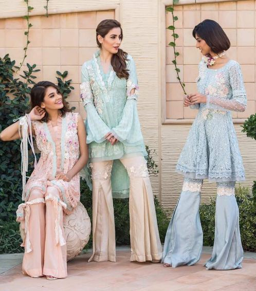 mubashir usmar eid collection